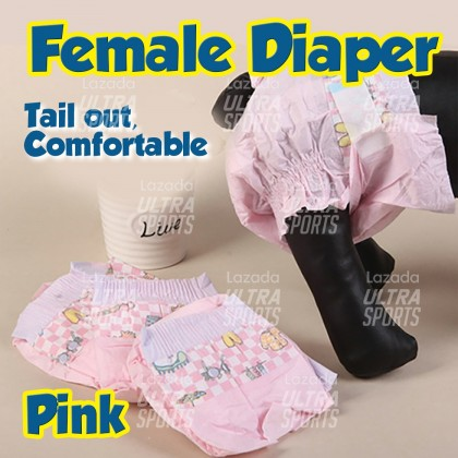 BUYMALL Malaysia Dono USA Outdoor Pet Dog Cat Disposable Diapers Wrap Paper Tissue Male Female Manner Belt Male Female Cat Diaper