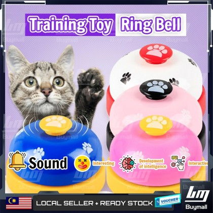 BUYMALL Malaysia Potty Bells Heavy Duty Metal Bell Training Dog Puppy Hound Canine Doggy Pooch Communication Device Tool Cats Pet